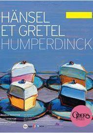 """Movie poster for """"HANSEL ET GRETEL"""""""