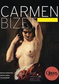 """Movie poster for """"CARMEN"""""""