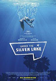 """Filmplakat für """"Under the Silver Lake"""""""