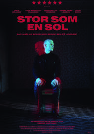 "Movie poster for ""STOR SOM EN SOL"""