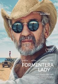 "Movie poster for ""FORMENTERA LADY"""