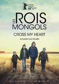 "Movie poster for ""CROSS MY HEART"""