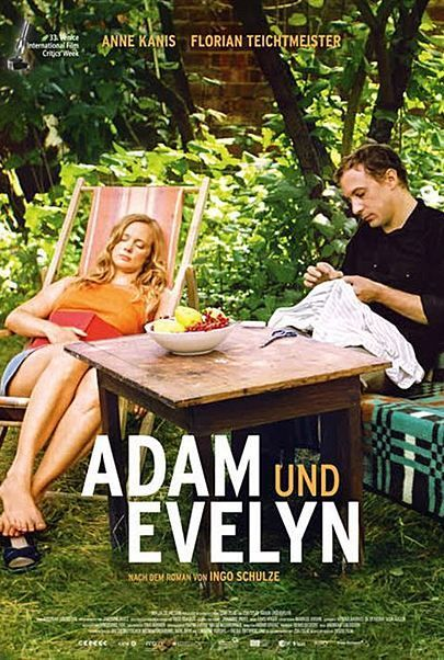 """Filmplakat für """"Adam und Evelyn """""""