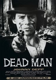 "Movie poster for ""DEAD MAN"""