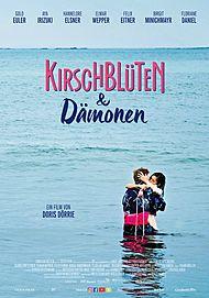 """Movie poster for """"Kirschblüten und Dämonen"""""""