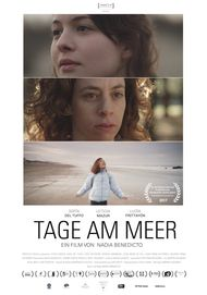 "Movie poster for ""Tage am Meer"""
