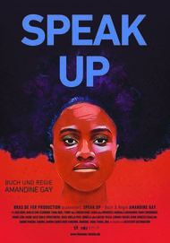 "Filmplakat für ""Speak Up"""