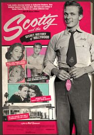 "Movie poster for ""SCOTTY AND THE SECRET HISTORY OF HOLLYWOOD"""