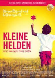 """Filmplakat für """"Kleine Helden"""""""