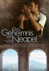 """Filmplakat für """"Das Geheimnis von Neapel"""""""