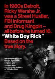 """Filmplakat für """"White Boy Rick"""""""