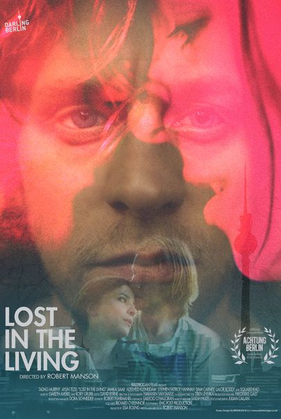 "Filmplakat für ""Lost in the Living"""