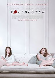 "Movie poster for ""Thoroughbreds"""