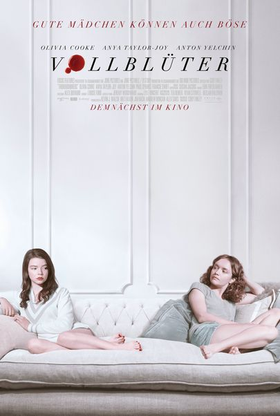 "Filmplakat für ""Vollblüter"""