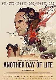 "Filmplakat für ""ANOTHER DAY OF LIFE"""