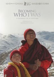 "Movie poster for ""BECOMING WHO I WAS"""