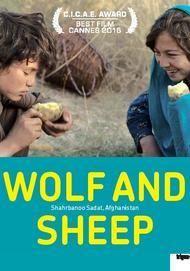 """Filmplakat für """"Wolf and Sheep"""""""