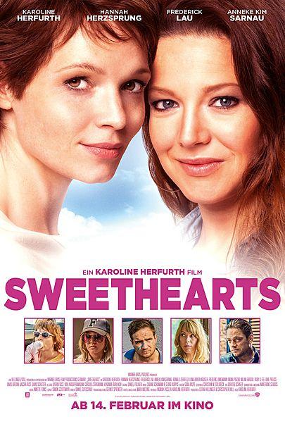 """Filmplakat für """"Sweethearts"""""""