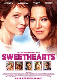 "Movie poster for ""Sweethearts"""