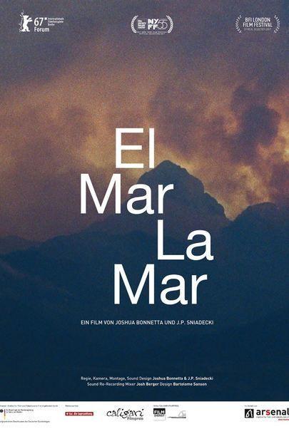 "Filmplakat für ""El Mar La Mar"""
