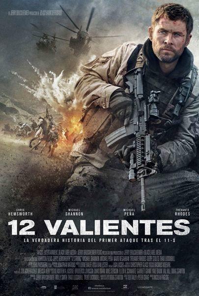 Resultado de imagem para 12 valientes movie