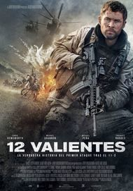 "Movie poster for ""12 VALIENTES"""