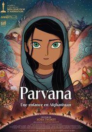 """Affiche du film """"PARVANA"""""""