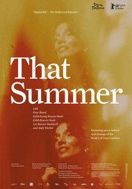 "Movie poster for ""THAT SUMMER"""