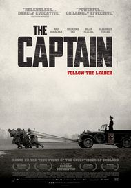 "Movie poster for ""THE CAPTAIN"""