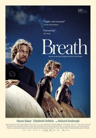 "Movie poster for ""BREATH"""