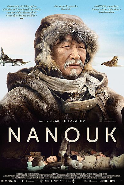"""Filmplakat für """"Nanouk"""""""