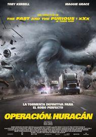 """Póster para """"OPERACION: HURACAN"""""""