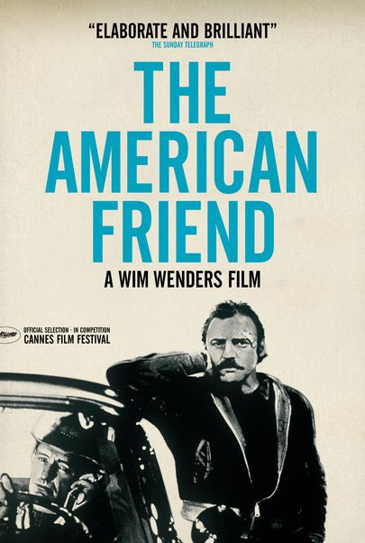 EclairPlay - UK  RoI - Movie THE AMERICAN FRIEND