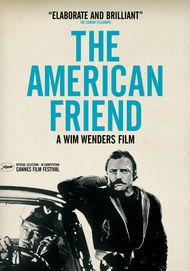 "Movie poster for ""THE AMERICAN FRIEND"""