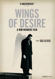 """Movie poster for """"WINGS OF DESIRE"""""""