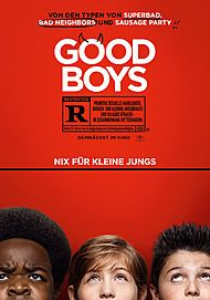 "Filmplakat für ""GOOD BOYS"""