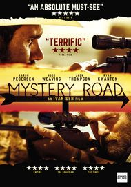 "Movie poster for ""MYSTERY ROAD"""