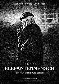 """Filmplakat für """"DER ELEFANTENMENSCH 4K"""""""