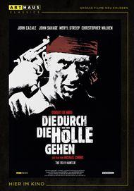 """Filmplakat für """"Die durch die Hölle gehen"""""""