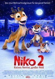 """Filmplakat für """"Niko 2 - Kleines Rentier, großer Held"""""""