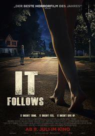 "Filmplakat für ""It Follows"""