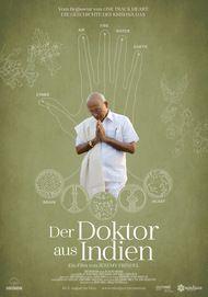 """Filmplakat für """"Der Doktor aus Indien"""""""