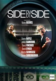 "Movie poster for ""SIDE BY SIDE"""