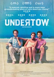 "Movie poster for ""UNDERTOW"""