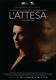"Movie poster for ""L'ATTESA (THE WAIT)"""