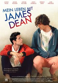 """Filmplakat für """"Mein Leben mit James Dean"""""""