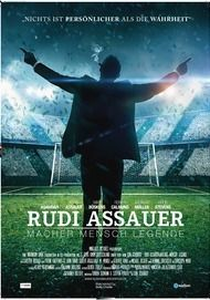 "Filmplakat für ""Rudi Assauer - Macher. Mensch. Legende."""