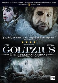 "Movie poster for ""GOLTZIUS AND THE PELICAN COMPANY"""