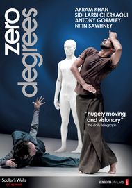 "Movie poster for ""ZERO DEGREES"""