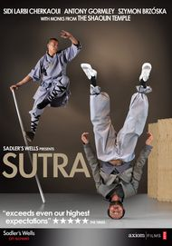 "Movie poster for ""SUTRA"""